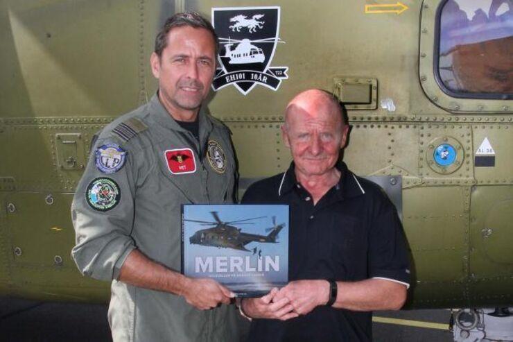 redningshelikopter merlin 2