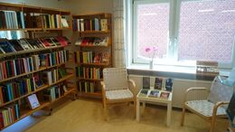 fjerritslev bibliotek