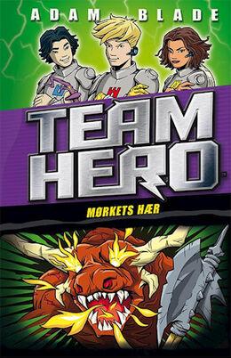 Adam Blade: Team Hero - mørkets hær
