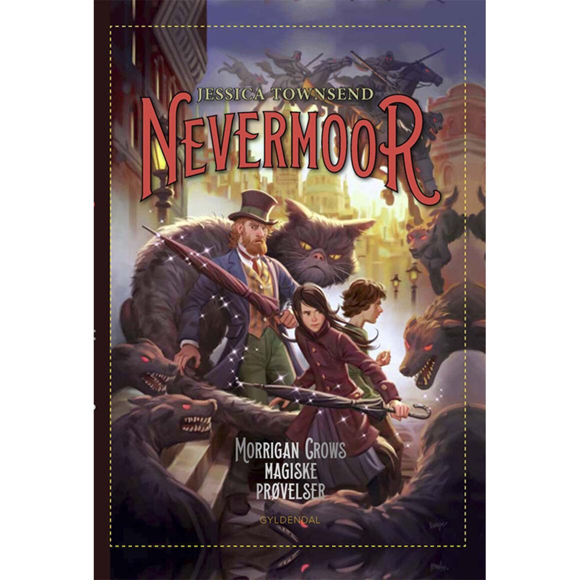 Nevermore – Morrigan Crows magiske prøvelser