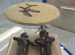 Jytte Wiingaard - keramik i form af raku og stentøj