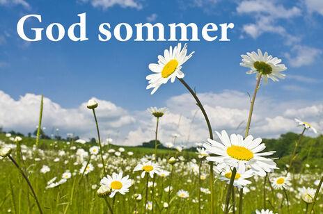 Sommerbillede