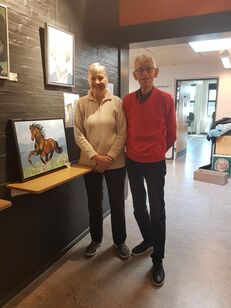 Preben Hansen og Anna Marie Pedersen