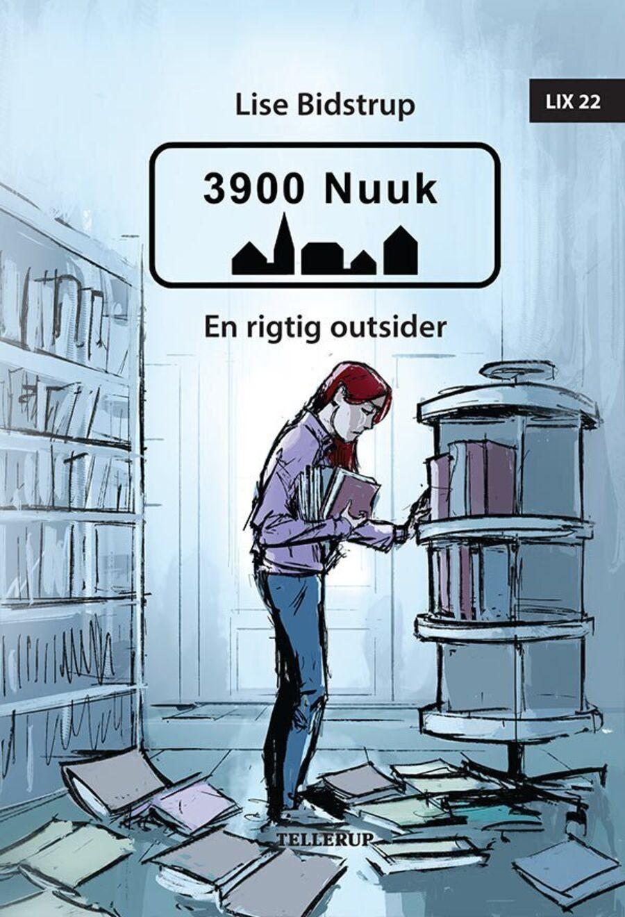 3900 Nuuk - en rigtig outsider