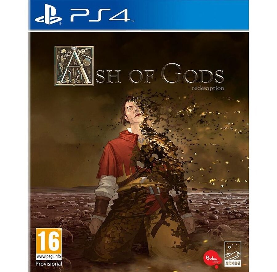 Playstation 4: Ash of Gods – Redemption