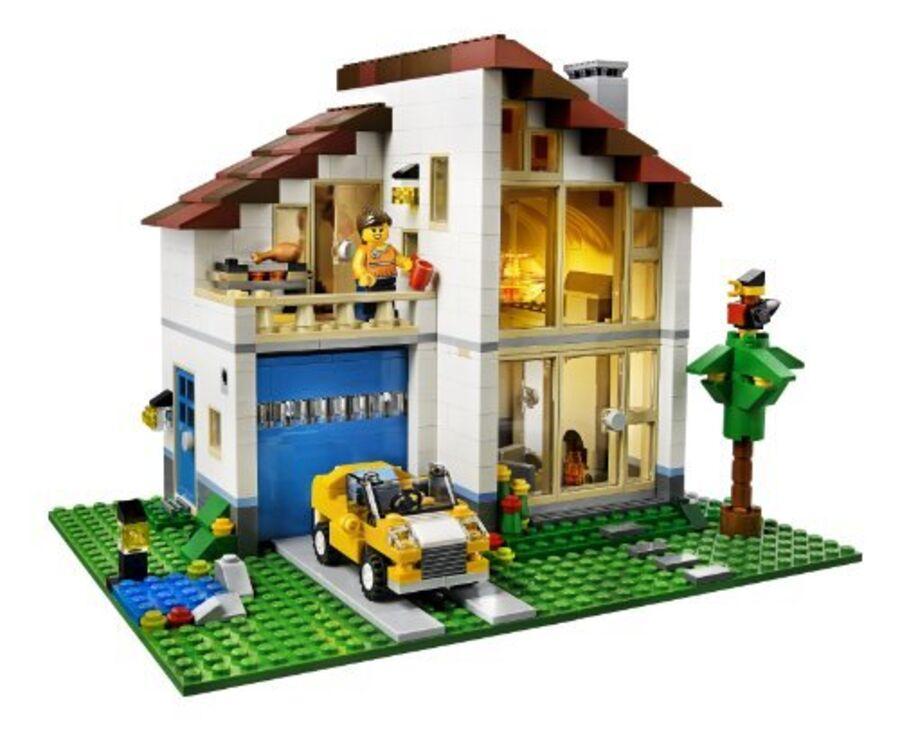 byg med lego