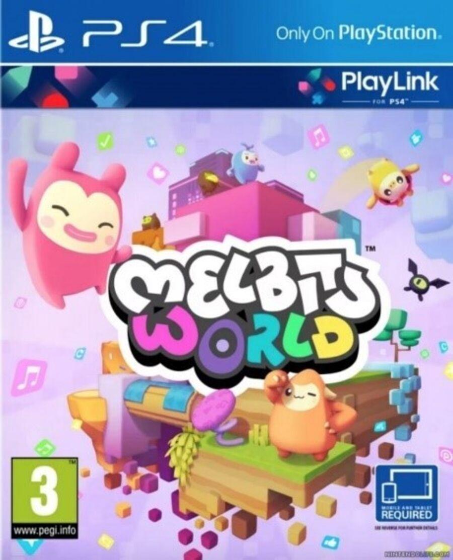 Playstation 4: Melbits World