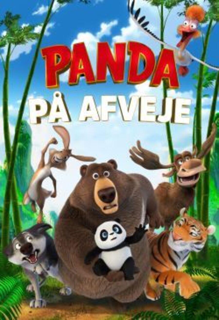 Panda på afveje