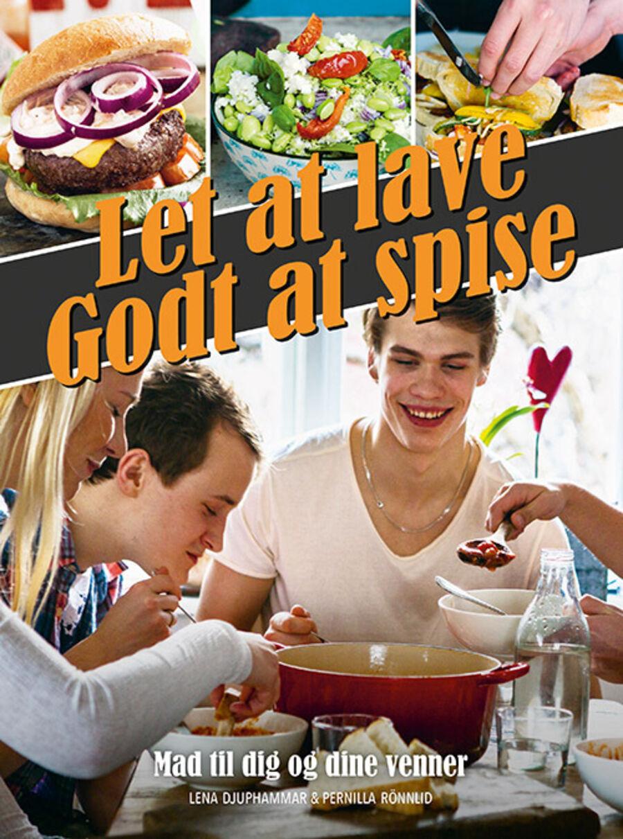 kogebog let at lave - godt at spise