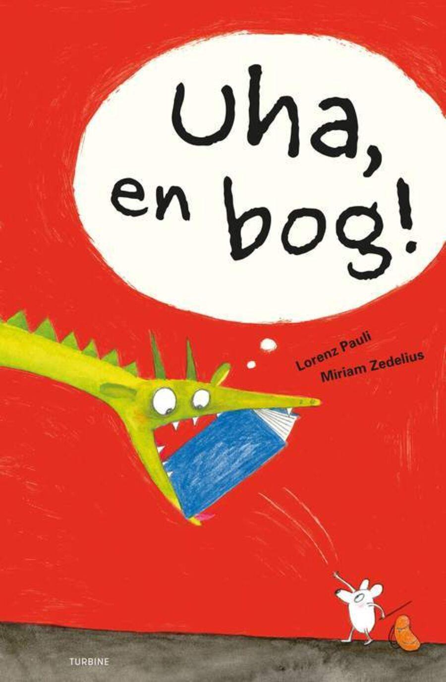 Uha, en bog!