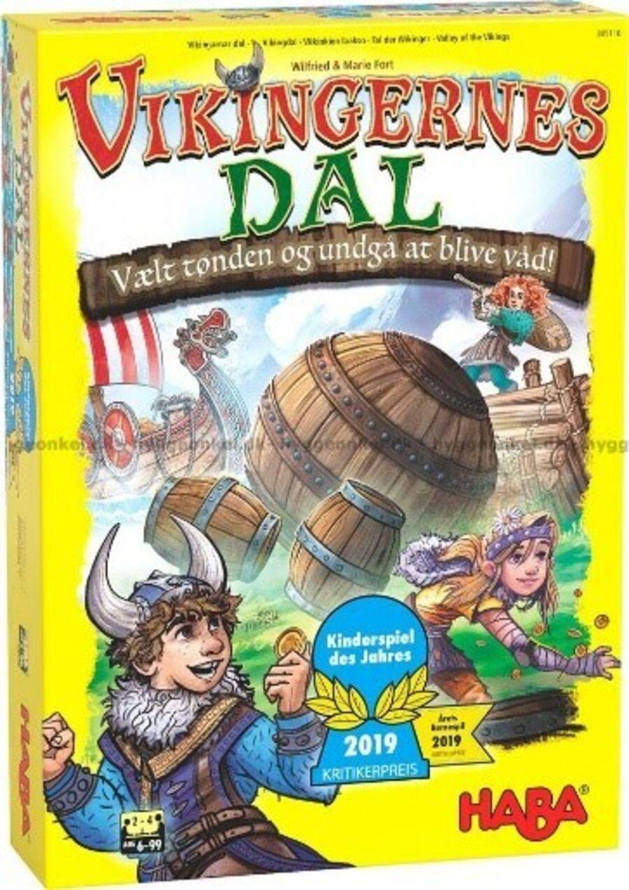 Brætspil: Vikingernes dal