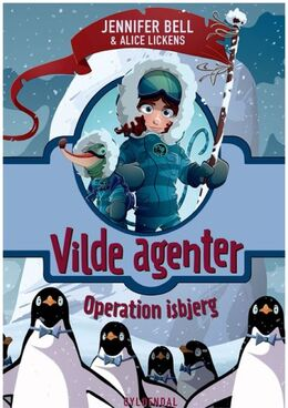 Jennifer Bell: Vilde agenter - operation isbjerg