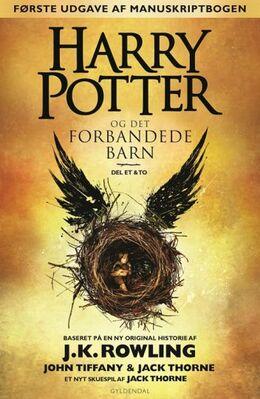 Joanne K. Rowling: Harry Potter og det forbandede barn : del et & to
