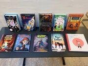 Nye børnebøger på Jammerbugt Bibliotekerne
