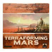 Brætspil: Terraforming Mars